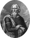 Воображаемый портрет Александра Лессера, 19 век