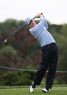 Mike Reid (golfer) professional golfer