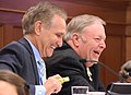 Mike Chenault and Kevin Meyer at Joint Session, 29th Alaska Legislature.jpg