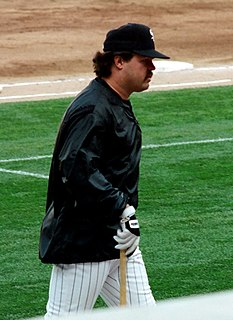 Mike LaValliere American baseball player
