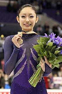 Miki Ando Japanese figure skater