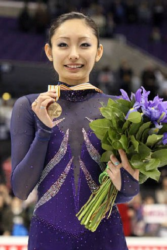 Miki Ando - Ando at the 2009 World Championships