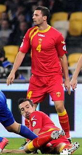 Milan Jovanović (Montenegrin footballer) Montenegrin footballer
