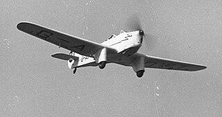 Miles M.2 Hawk Trainer