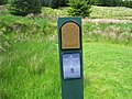 Millennium Project sign post. - geograph.org.uk - 557204.jpg