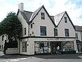 Millwheel Gallery, Porlock - geograph.org.uk - 927911.jpg