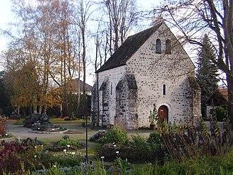 Milly-la-Forêt - Chapelle Saint-Blaise-des-Simples
