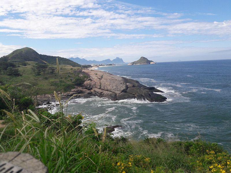 Praia da Macumba onde fica