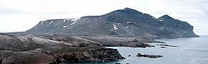 Miseryfjellet - Image: Miseryfjellet