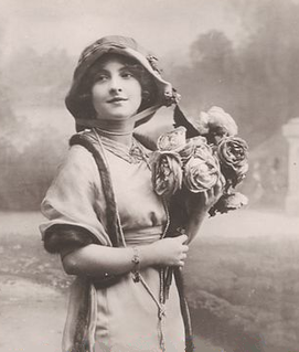 Daisy Burrell British actress
