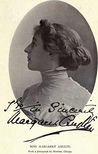 Margaret Anglin - Image: Miss Margaret Anglin by Morrison, Chicago