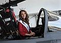 Miss Oregon 2014 Rebecca Anderson 140821-Z-CH590-029.jpg
