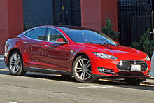 The Tesla Model S Is Eligible For A Us 7 500 Federal Tax Credit And Rebate In California Depending On Income