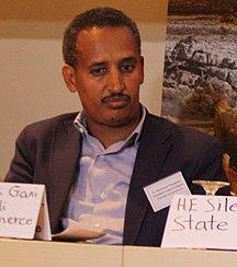 Somali Region-Demographics-Mohamed Elmi Gani