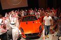 Mohammed Yousuf Naghi Motors unveils Jaguar F-TYPE in Jeddah, KSA (9005509980).jpg