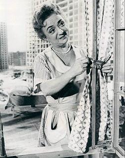 Molly Picon American actress