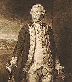 Molyneux Shuldham, 1st Baron Shuldham - Image: Molyneux Shuldham (c. 1717 1798)