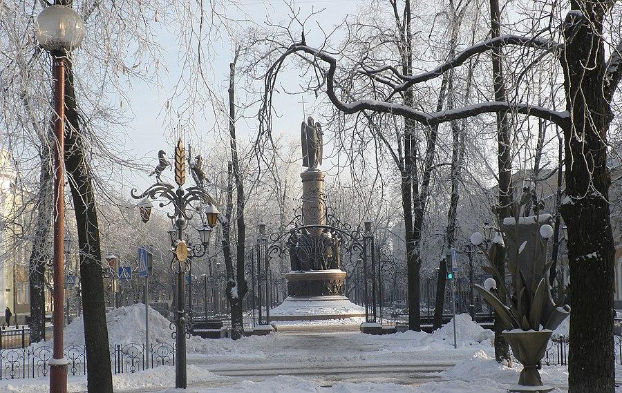 Millennium Monument of Brest