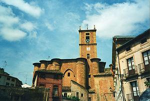Nájera - Image: Monasterio najera 3 lou