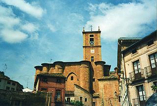 cultural property in Nájera, Spain