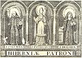 Monasticon Hibernicum 1873 Three Patron Saints.jpg