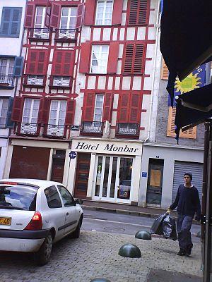 Monbar Hotel attack - Monbar Hotel in 2007