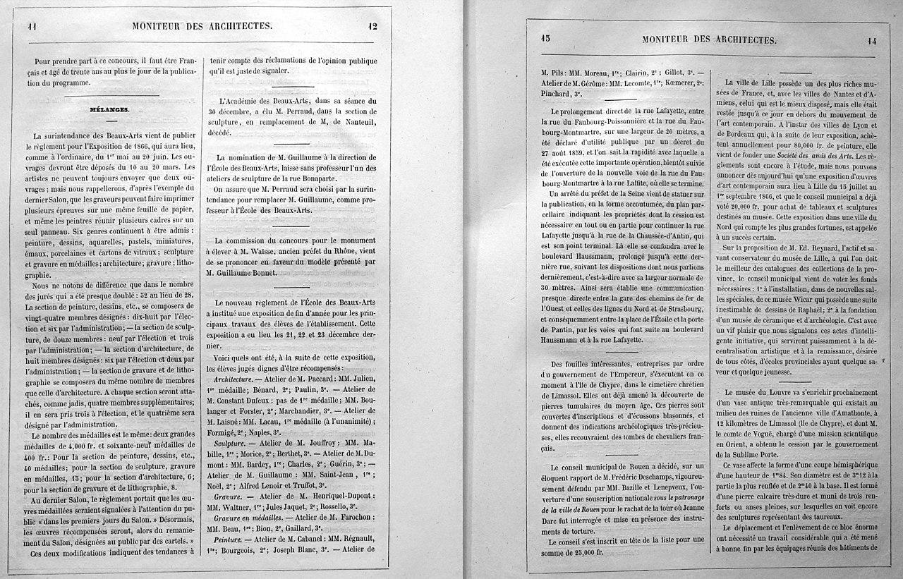 Liste Ordre Des Architectes file:moniteur des architectes 89577 - wikimedia commons