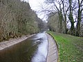 Monmouthshire and Brecon canal above Llanfoist - geograph.org.uk - 738027.jpg