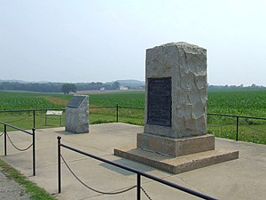 Monocacy National Battlefield - View of battlefield