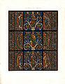 Monografie de la Cathedrale de Chartres - Atlas - Vitrail del arbre de Jesse Feuille B - Chromolithographie.jpg