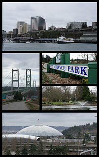 Tacoma, Washington City in Washington, United States