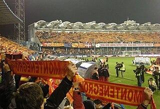 Podgorica City Stadium Football stadium in Montenegro