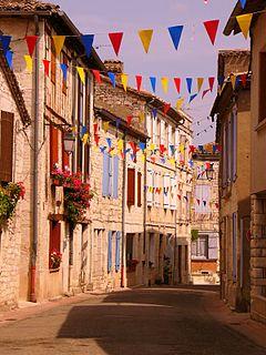 Montpezat-de-Quercy Commune in Occitanie, France