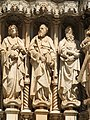 Montserrat Abbey Christ and his Apostles 02.jpg