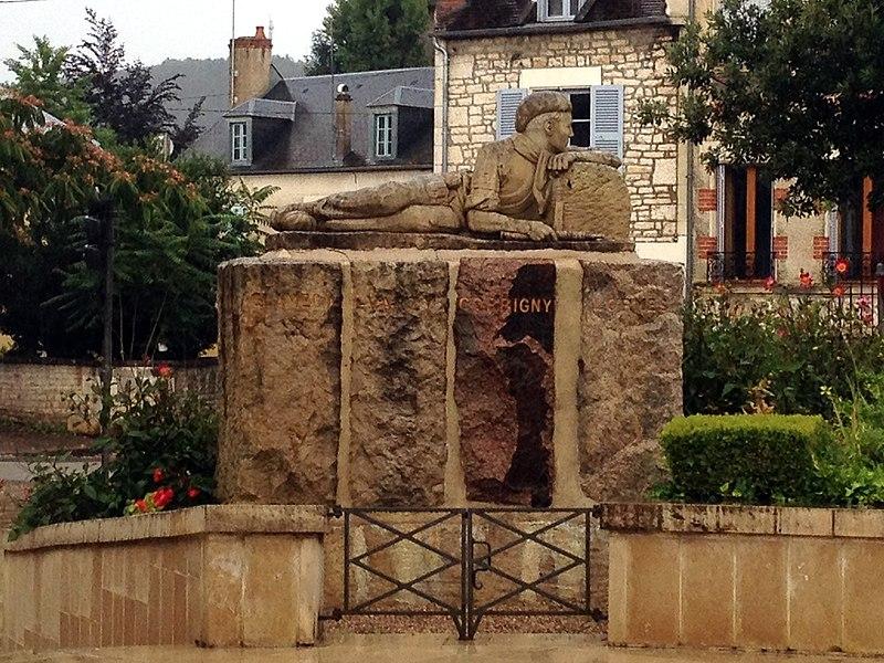 Monument du maquis de Clamecy - Varzy - Corbigny à Clamecy.