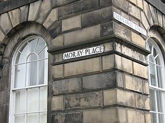 Moray Estate - Detailing on the Moray Estate
