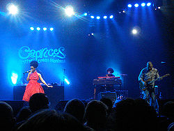 Morcheeba in concert, 2010