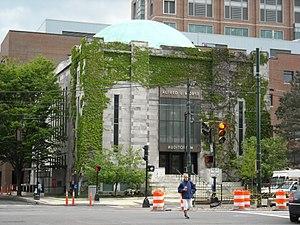 Morse auditorium boston university