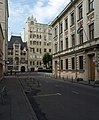 Moscow, Mamonovsky lane, embassy of Jordan.jpg