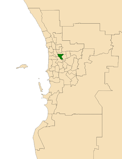 Electoral district of Mount Lawley state electoral district of Western Australia