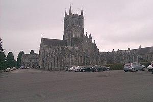 Mount Melleray Abbey - Image: Mount Melleray Abbey (geograph 3381465)
