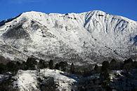 Mount Nobuse from Mount Sugi 2011-04-17.jpg