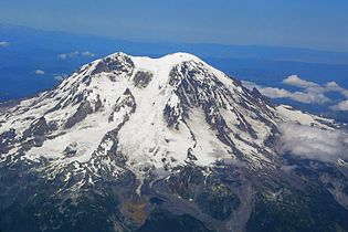 Mount Rainier from southwest