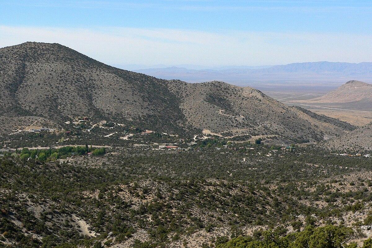 Mountain Springs, Nevada