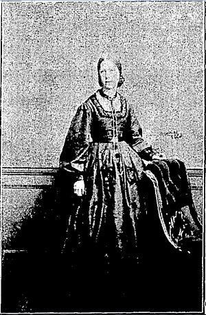 George Allen (architect) - Allans wife Caroline Frances Allen, 1903