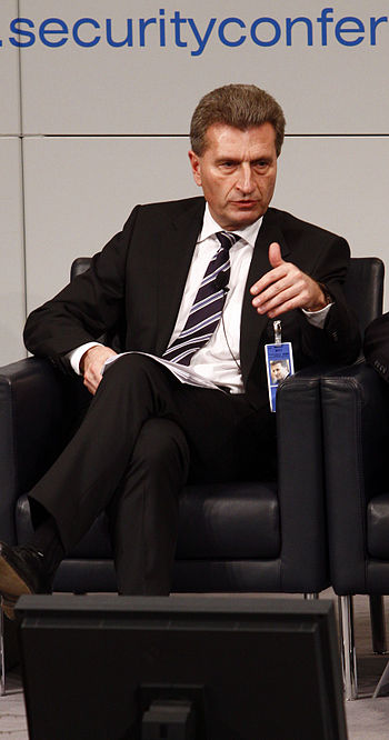 47th Munich Security Conference 2011: Günther ...