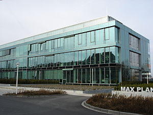 Max Planck Institute for Molecular Biomedicine - Building of the institute at the Röntgenstrasse in Münster.