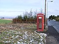 Muirton Telephone Kiosk - geograph.org.uk - 677702.jpg