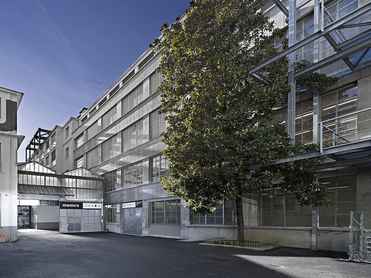Musée d\'art moderne et contemporain (Genf) – Wikipedia