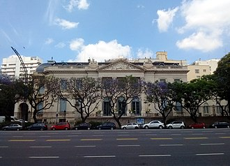 National Museum of Decorative Arts, Buenos Aires - The National Museum of Decorative Arts.